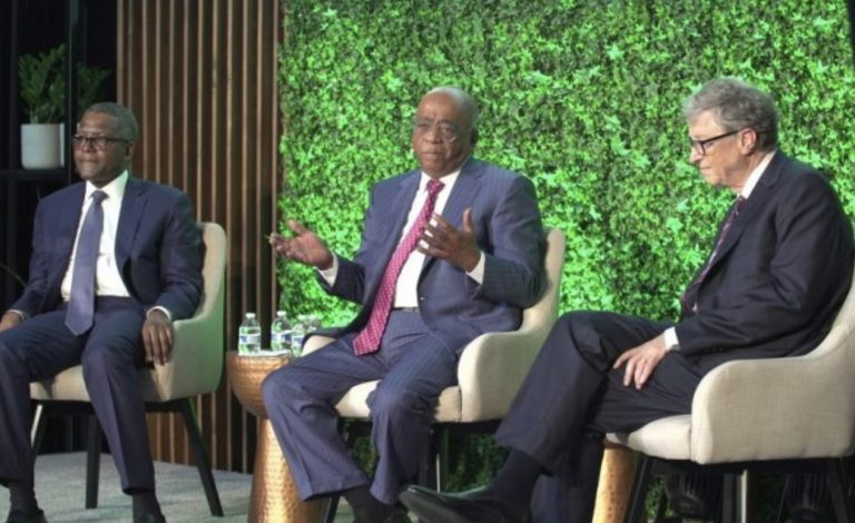"""Mo Ibrahim """" we are very rich continent"""""""