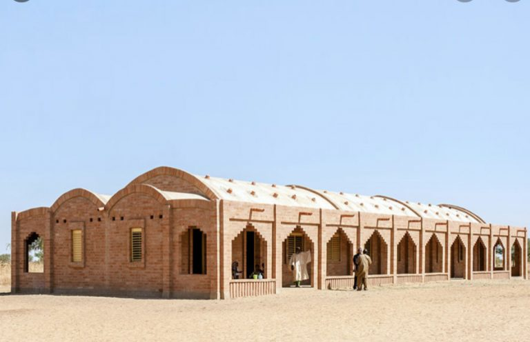 Traditional African Architecture Designs